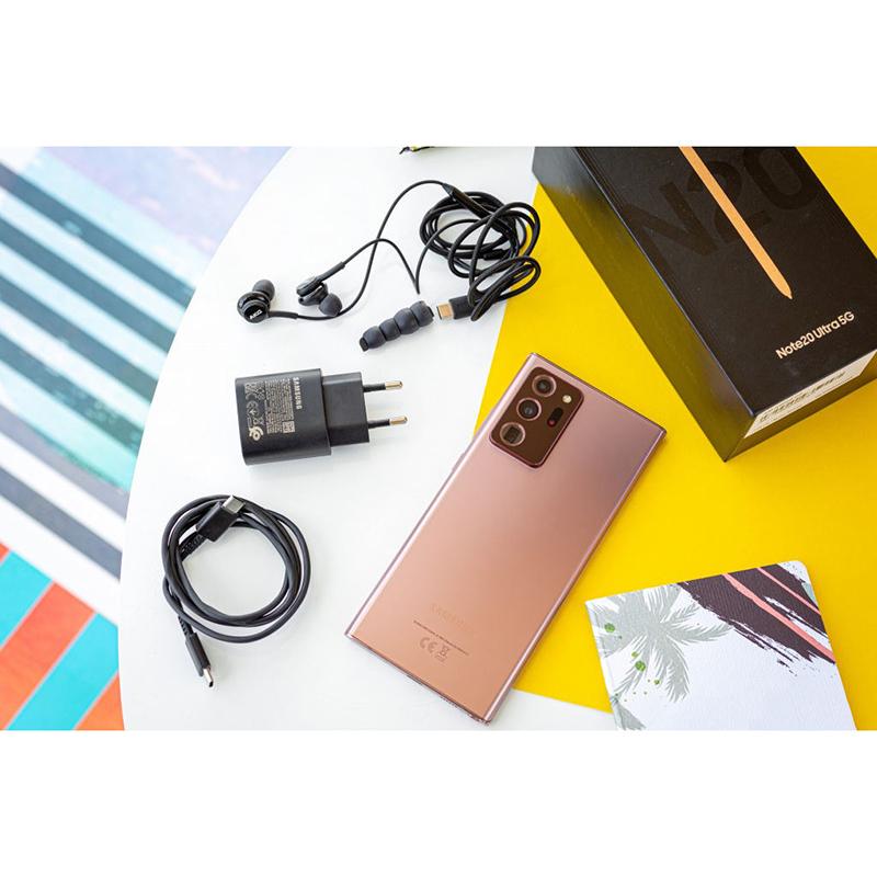 گوشی موبایل سامسونگ مدل4G  Galaxy Note20 Ultra SM-N985F-DS دو سیم کارت ظرفیت 256 گیگابایت