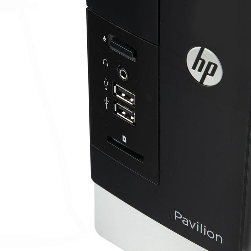 کیس کامپیوتر اچ پی مدل Slim Line 400 - 00
