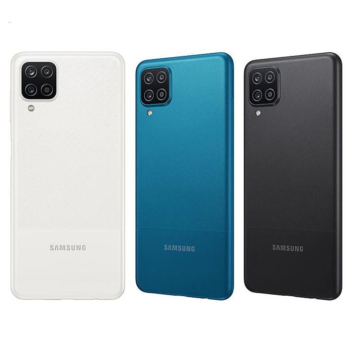 گوشی موبایل سامسونگ مدل Galaxy A12 SM-A125FDS دو سیم کارت ظرفیت 128 گیگابایت و رم 4 گیگابایت