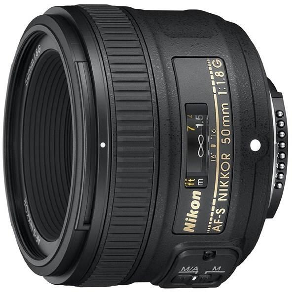 لنز نیکون 50mm f-1.8G AF-S