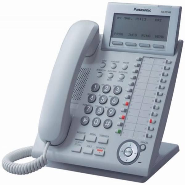 تلفن سانترال پاناسونیک مدل KX-DT346X