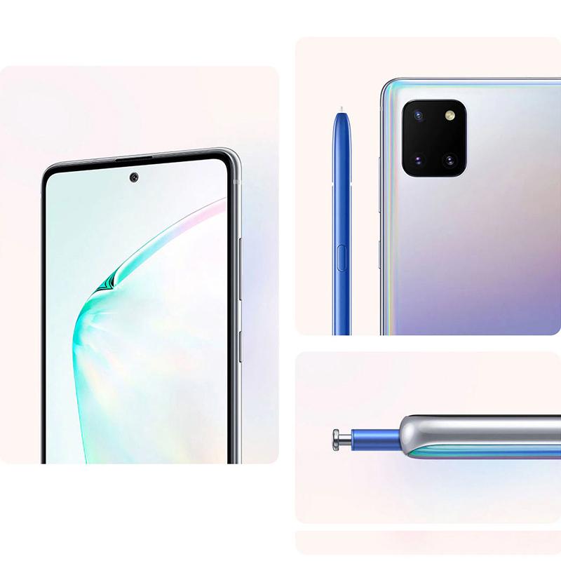 گوشی موبایل سامسونگ مدل Galaxy Note10 Lite SM-N770F-DS دو سیم کارت ظرفیت 128 گیگابایت