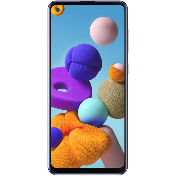 گوشی موبایل سامسونگ مدل Galaxy A21s A217FDS دو سیم کارت ظرفیت 64 گیگابایت